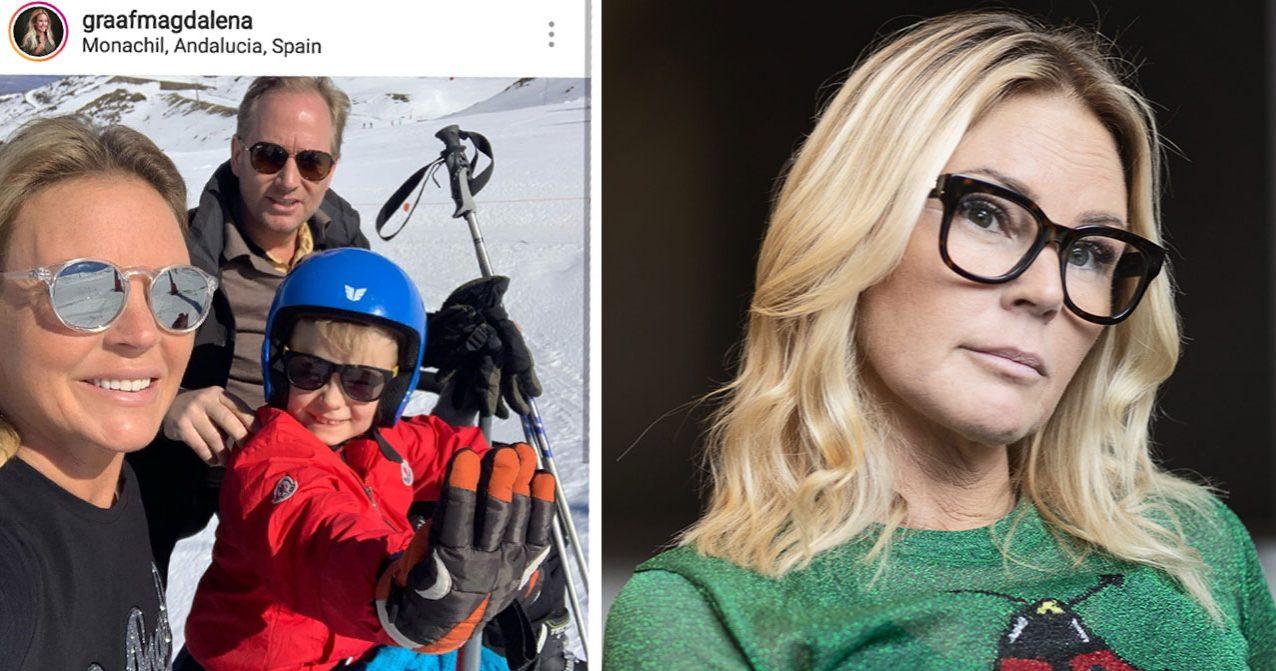 Magdalena Graaf svarar på följarnas kritik.