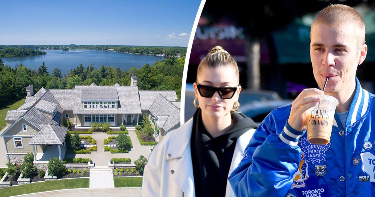 Justin Biebers hus