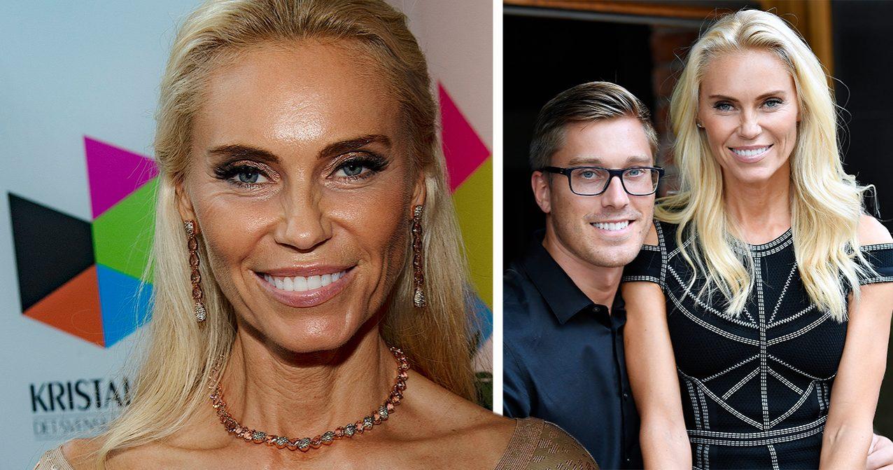c32ce153e04 Anna Anka gifter sig med 20 år yngre kärleken David Johansson   Hänt.se