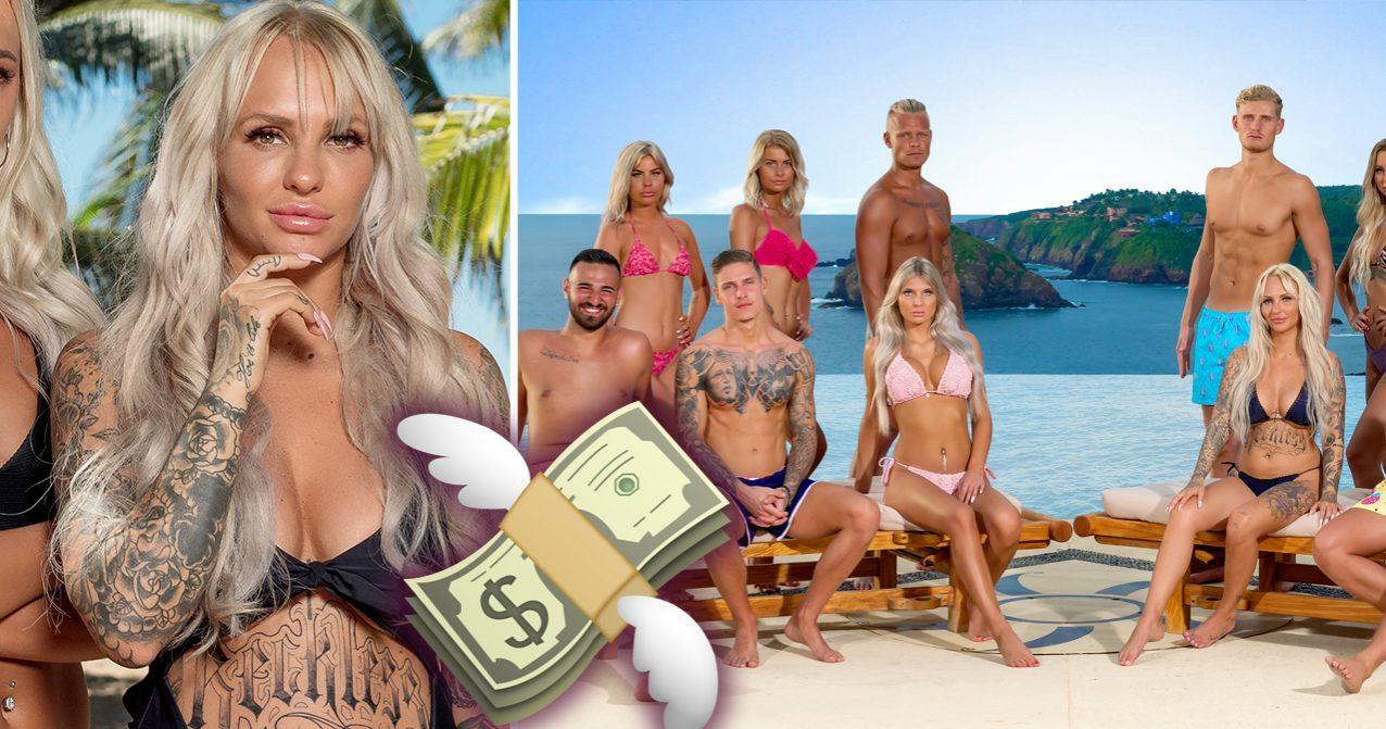 Paulina Paow Danielsson avslöjar vad hon fick betalt för dokusåporna