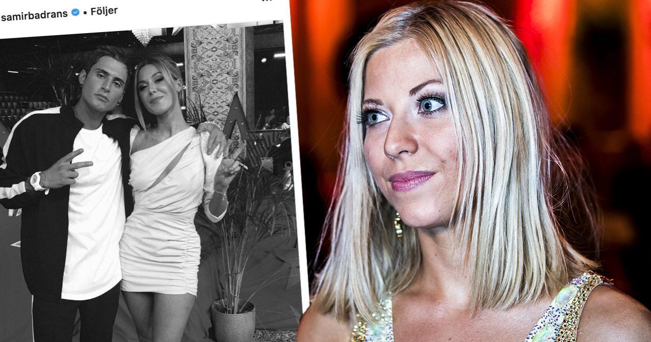 Sigrid bernsons ilska efter kyssen mellan bianca ingrosso och samir badran i tv4