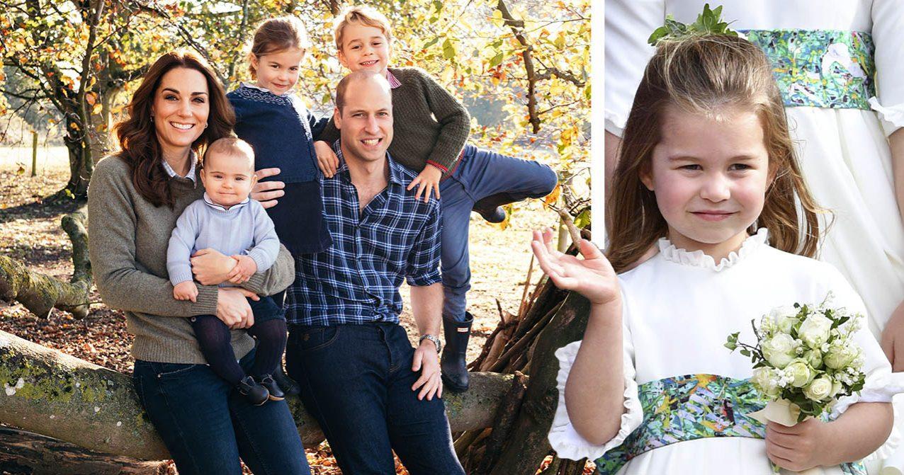 Den kungliga brittiska familjen