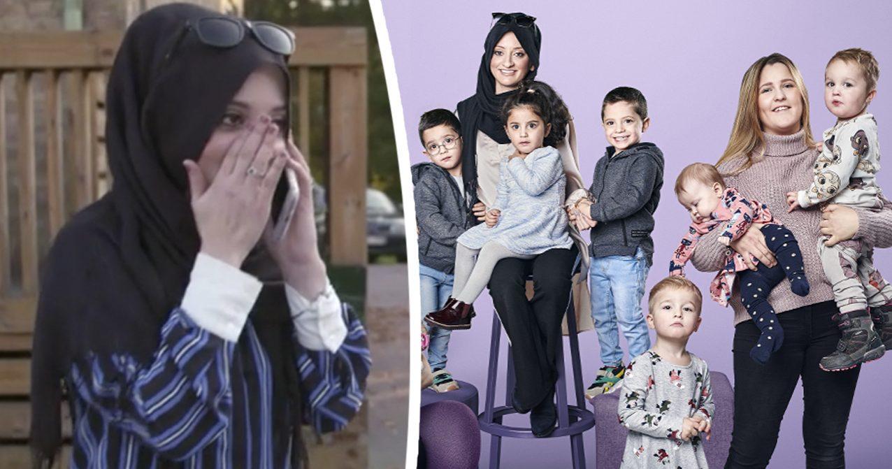 Luma Alalawis oro efter händelsen med barnen i Unga mammor på TV3.
