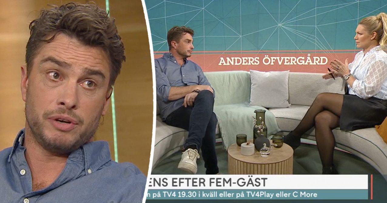 TV4-tittarna riktar kritik mot Efter fem efter intervjun med Anders Öfvergård om Robinson.