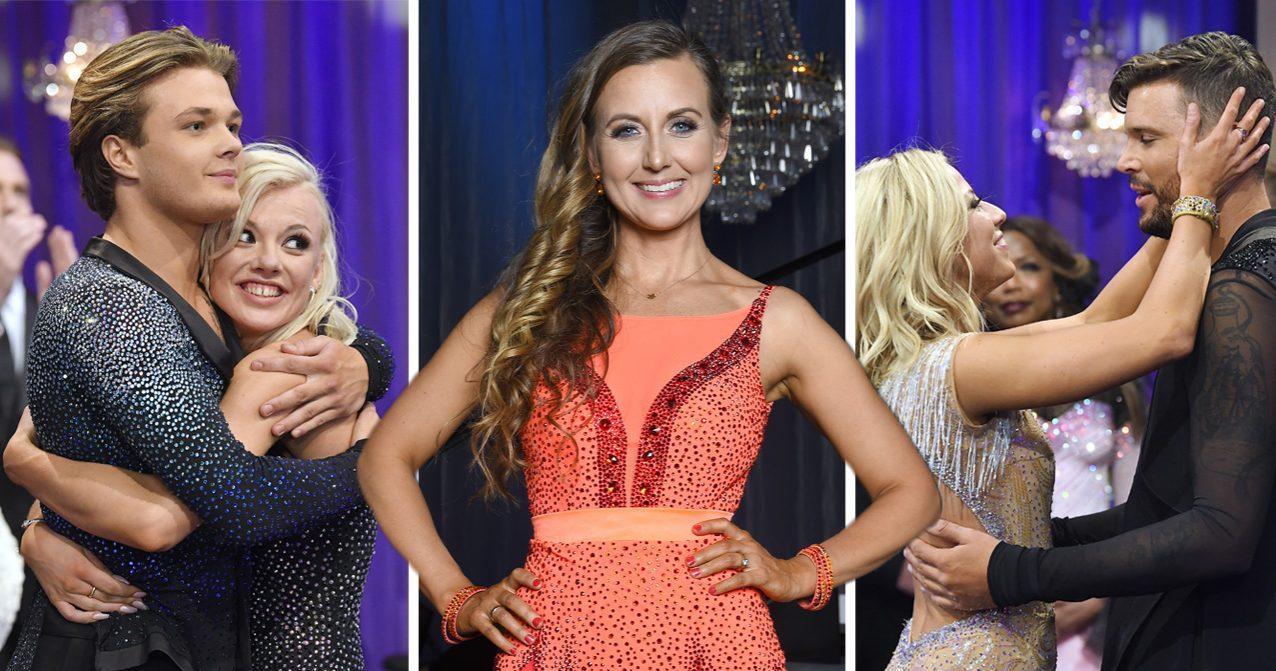 Bakom kulisserna på Let's dance 2019 med Lance Hedman, Sanna Lundell, Sigrid Bernson, och Robin Bengtsson