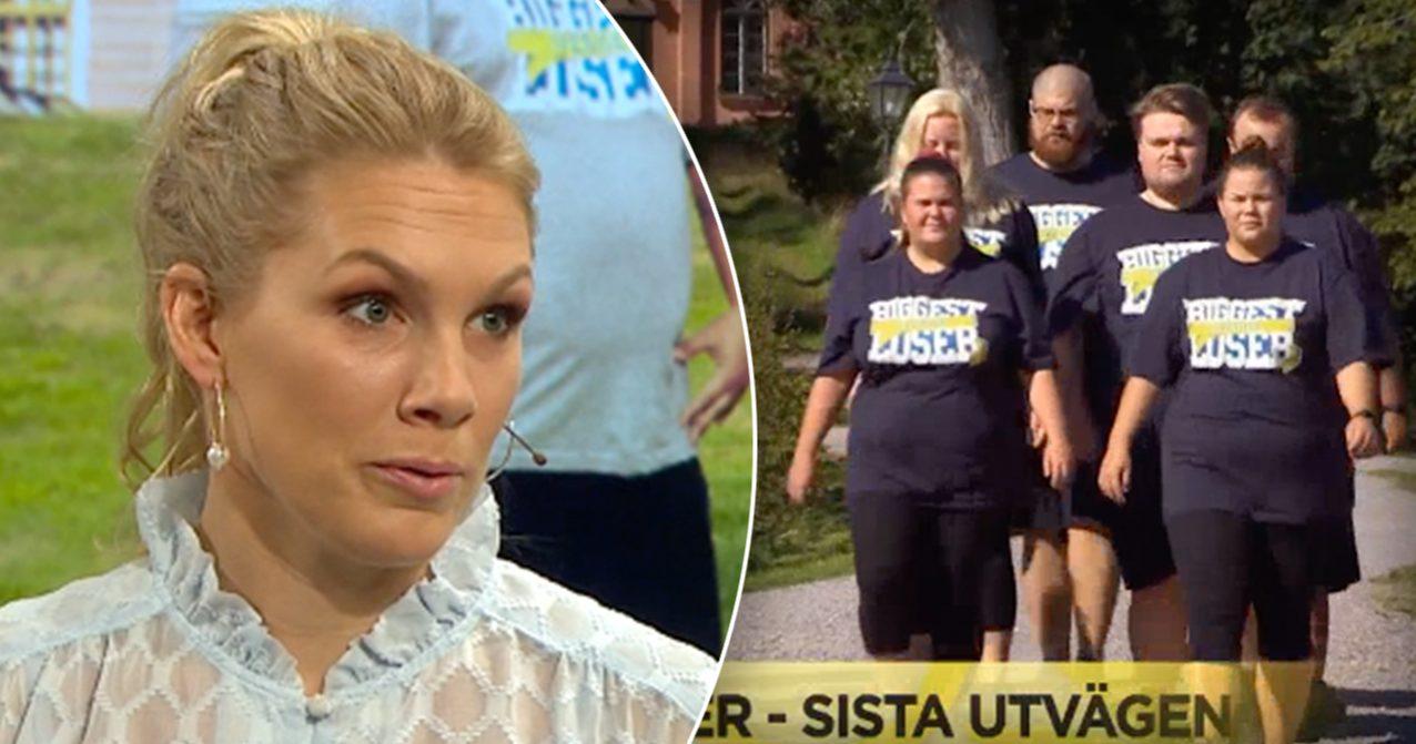 Anna Brolin om Biggest Loser 2019