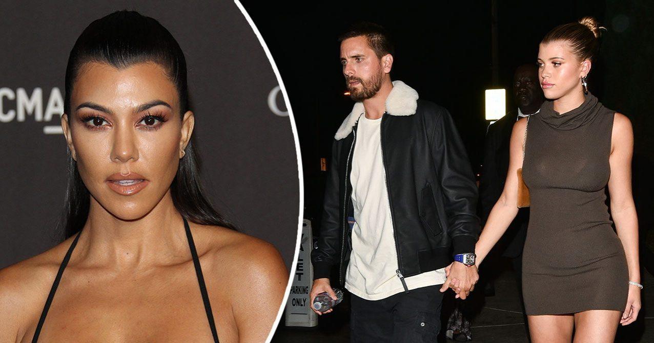 Kourtney Kardashian åkte på en annorlunda födelsedagsresa till Finland med exet Scott Disick och hans nya kärlek Sofia Richie.