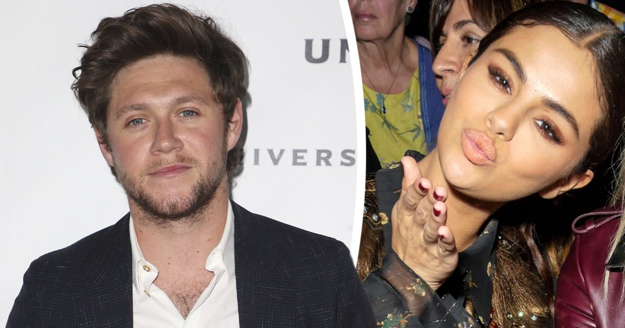 Fansen spekulerar i om Selena Gomez och Niall Horan dejtar.