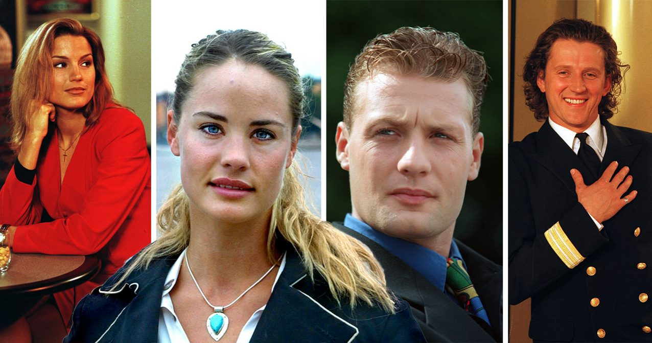 Tv-kändisarna som försvann från rampljuset – så gick det sen