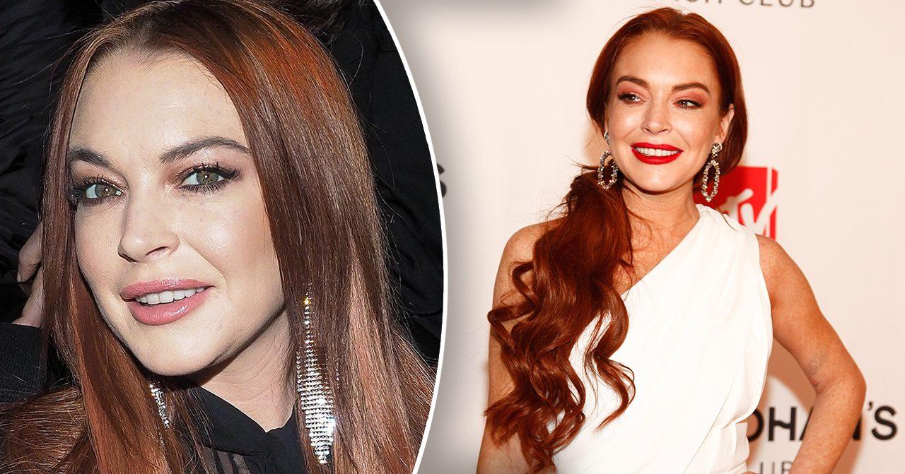 Lindsay Lohan gravidrykten