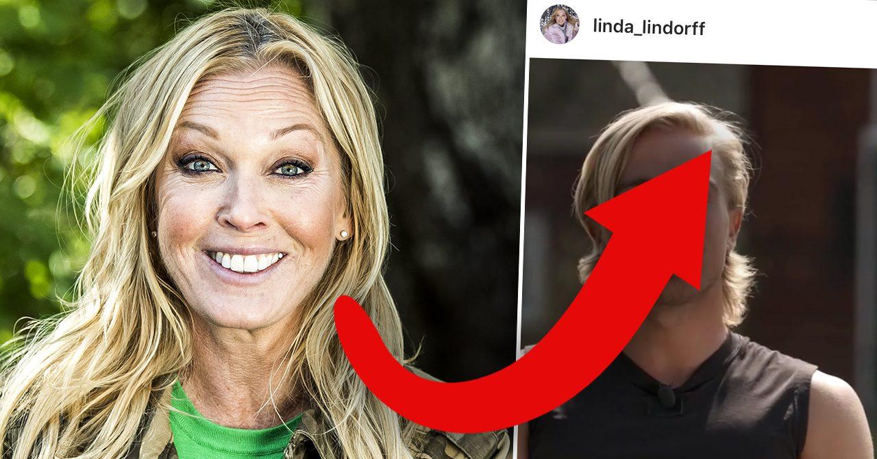Linda Lindorff i Bonde söker fru 2019
