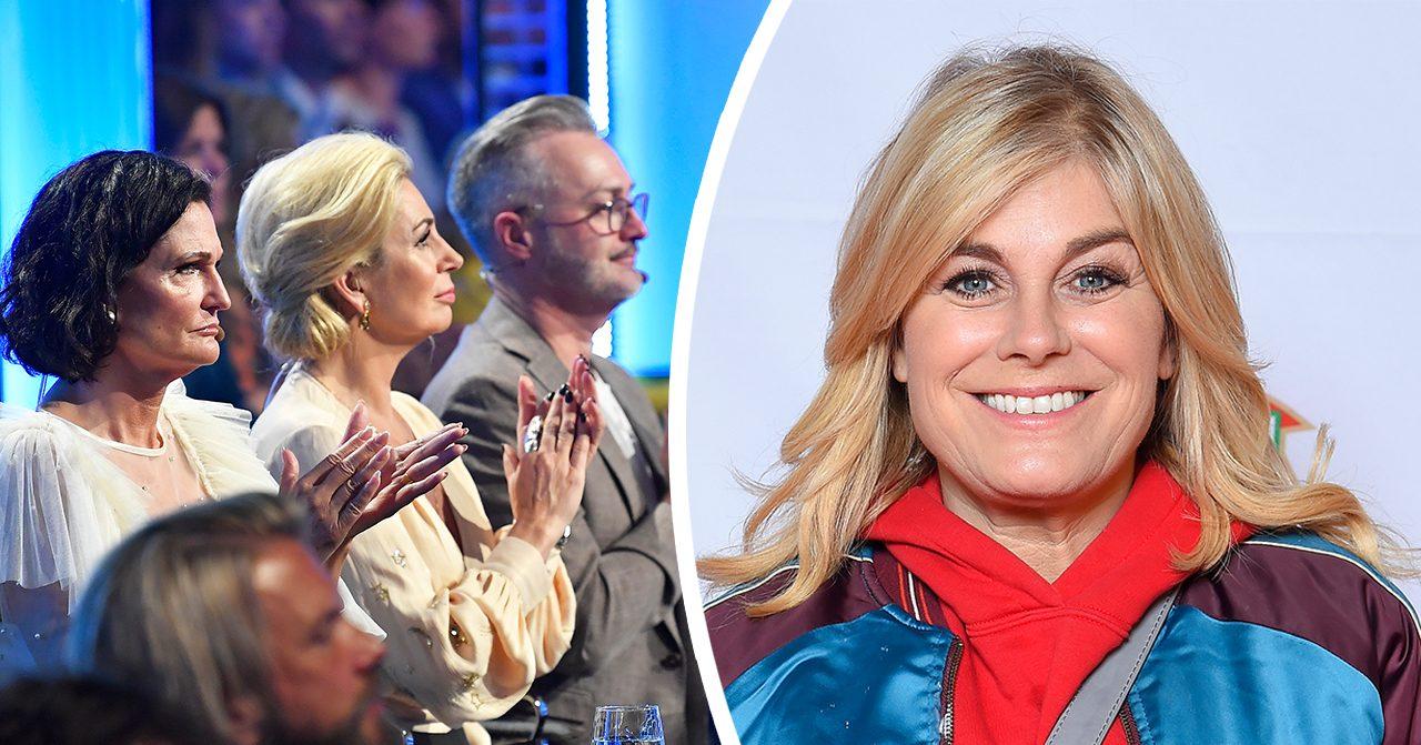 Därför hoppar Pernilla Wahlgren in i Let's dance – mitt i säsongen