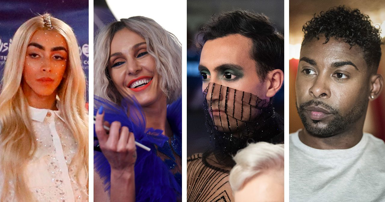 Bilal Hassani, Tamta, Hatari, John Lundvik deltar i Eurovision song contest 2019