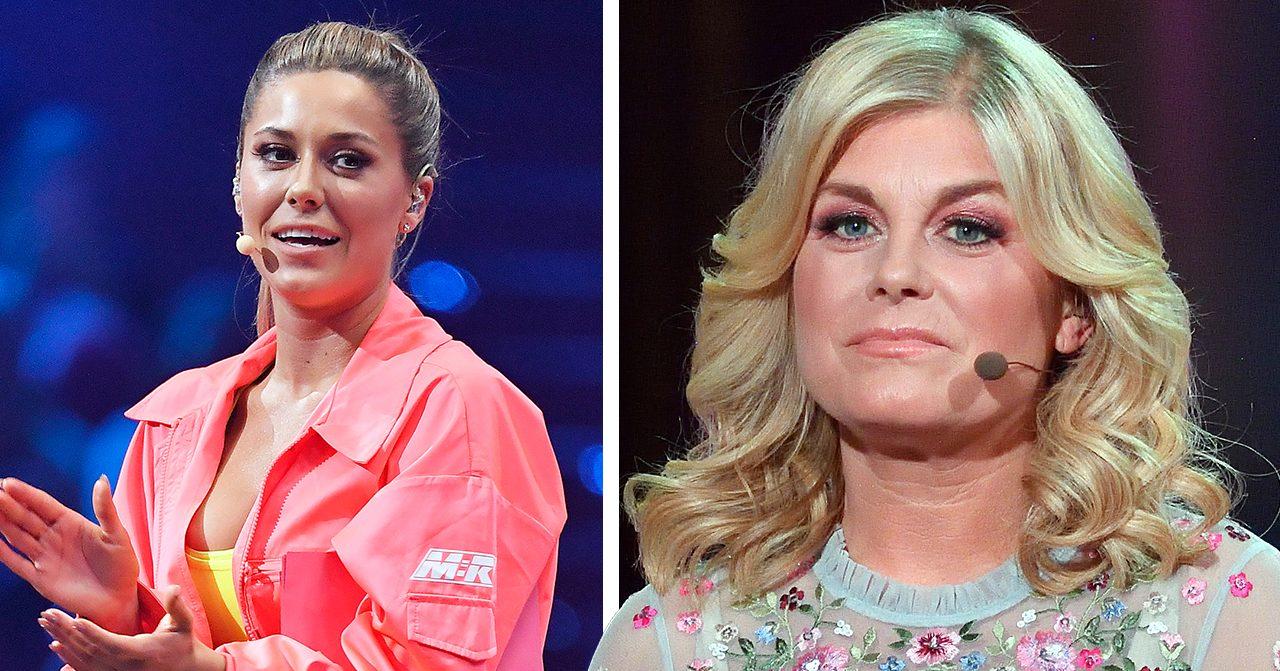 """Pernilla stoppade Biancas sexavslöjande: """"Säg det inte"""""""