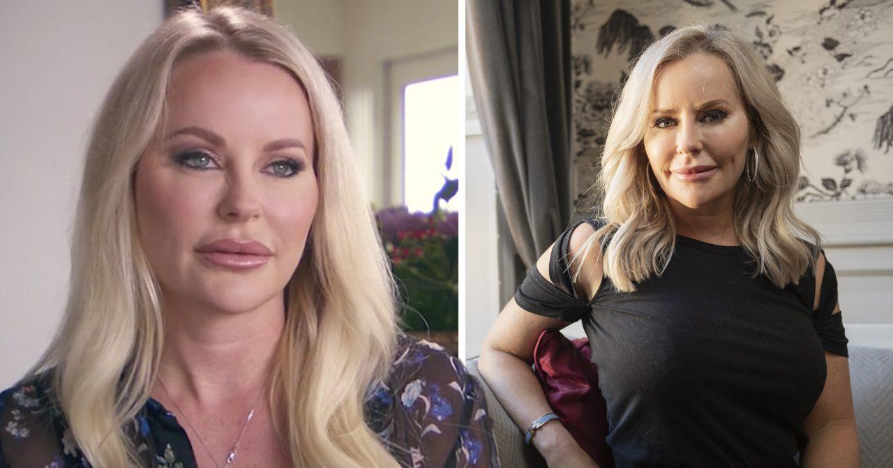 Åsa Vesterlund i Svenska hollywoodfruar