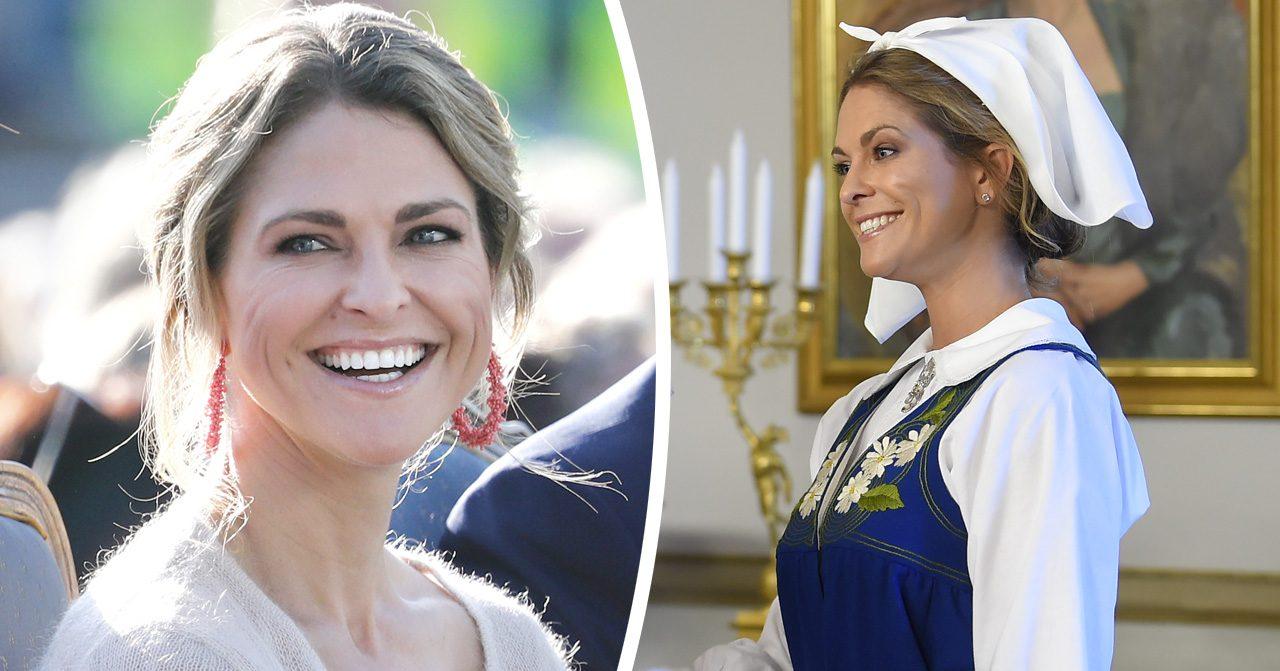 Prinsessan Madeleine i huvudroll för en helt ny dokumentärserie på TV3.