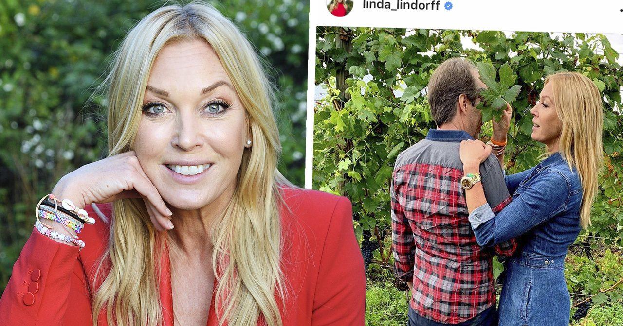 Därför får Linda Lindorff inte visa ansiktena på nya bönderna i Bonde söker fru 2019.