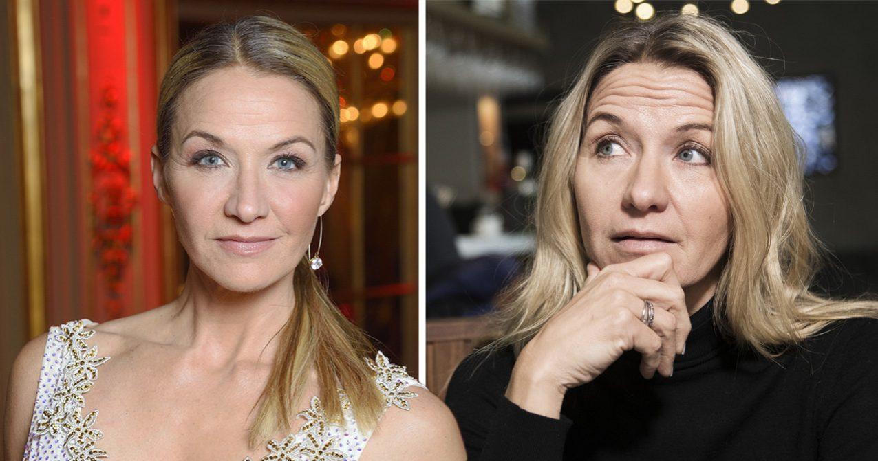 Kristin Kaspersen ärliga ord om rädslan inför operationen