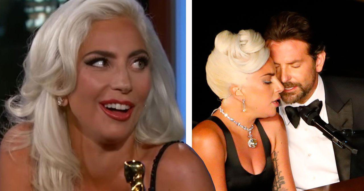Lady Gaga om relationen med Bradley Cooper