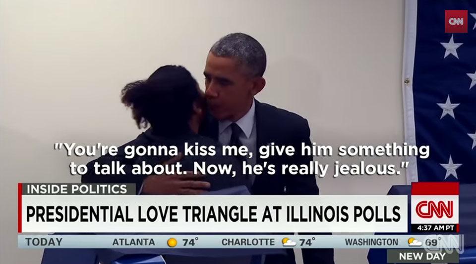Obama ett pinsamt val